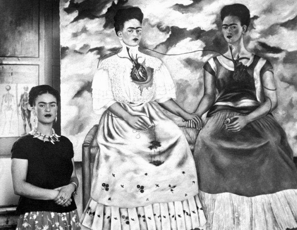 Frida Kahlo en 1939 © Bettmann/Getty Images
